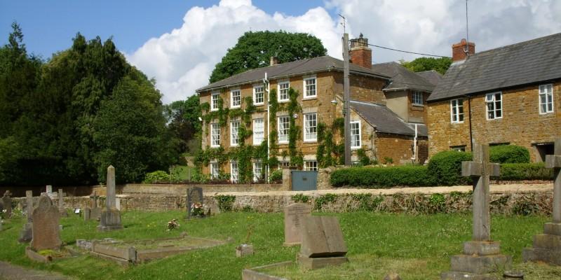 Rushton and Pipewell Parish