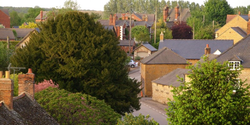 Rushton Parish Council and Pipewell Village